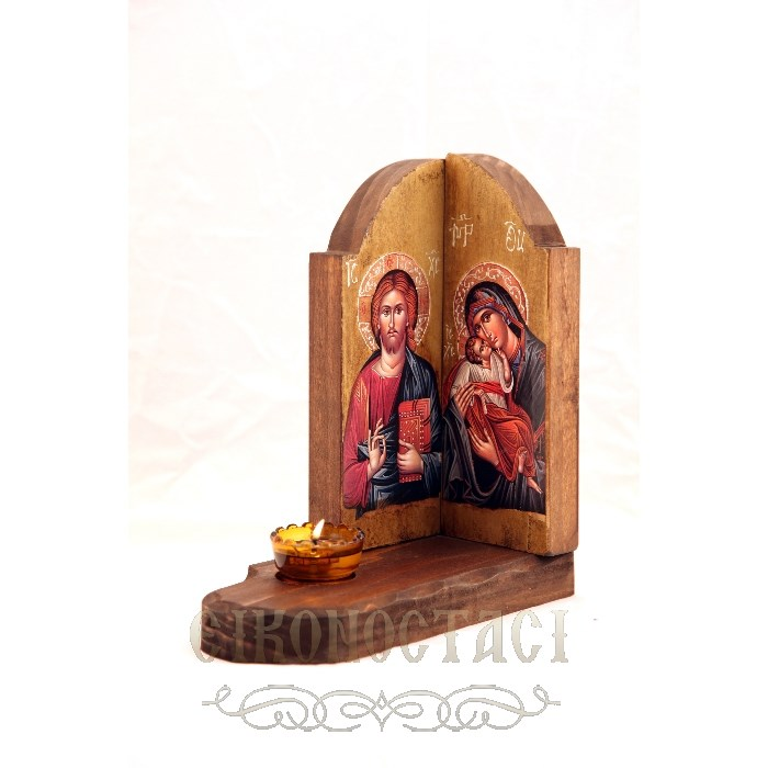 WOODEN ICON 4