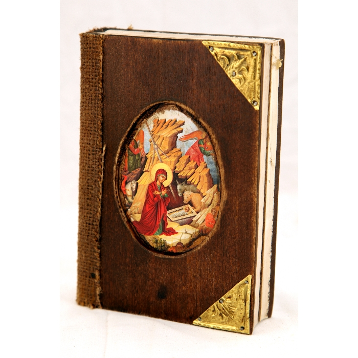 WOODEN ICON BOOK BD