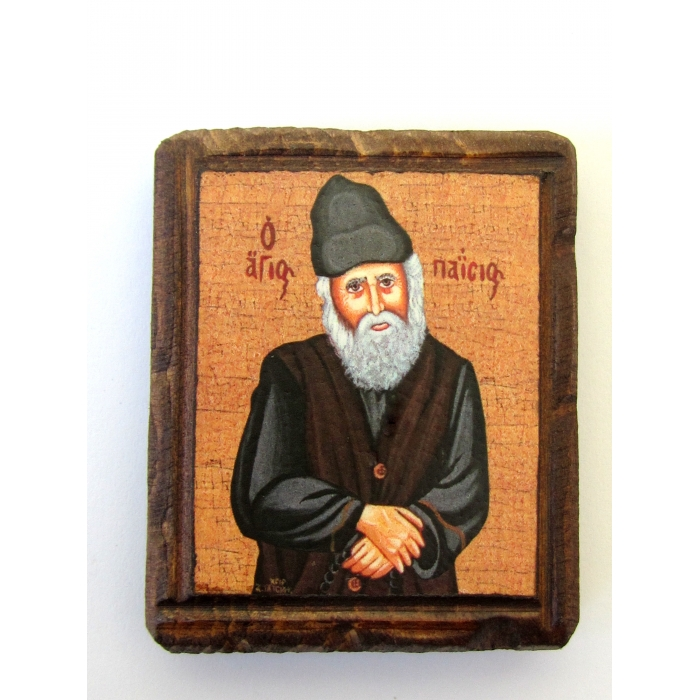 MAGNET ICON WITH SAINT PAISIOS