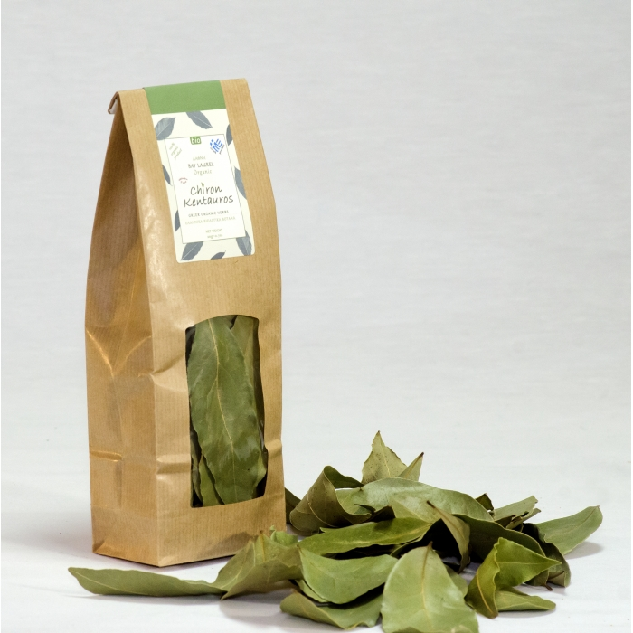 Bio Organic Bay Laurel Leaves - GMO / Caffeine Free