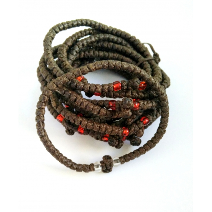 PRAYER ROPE THIN BROWN