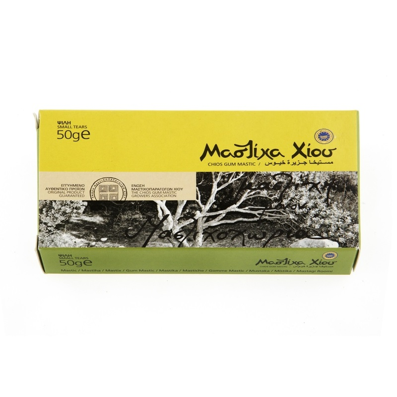 CHIOS MASTIC SMALL TEARS 50 gr